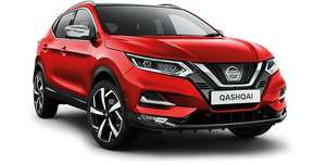 Nissan Qashqai 1.3 DiG-T 160 Acenta Premium 5dr DCT 3+23 8k Miles - Total £5,815.83 @ Express Vehicle Contracts via LeaseLoco