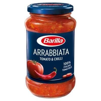 Barilla Basilico/Arrabbiata Sauce 400g - £1 @ Co-op