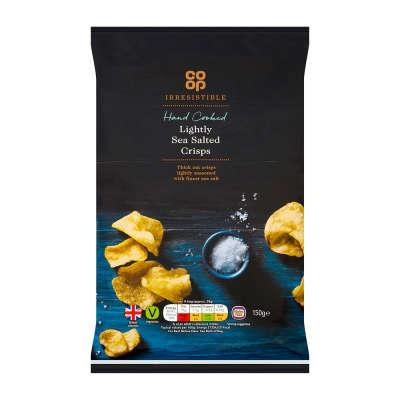 Co-op Irresistible Crisps 2 for £2 @ Co-op
