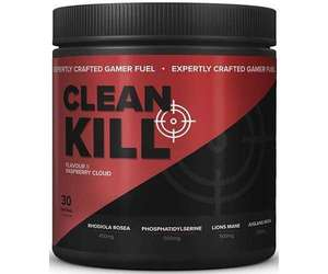 Strom Sports Nutrition Gaming nootropic Kill 300g £28.88 (£31.79 delivered) @ Cardiffsportsnutrition