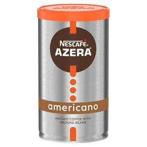 Nescafe Azera Americano Instant Coffee 100G £2.74 (+ Delivery Charge / Minimum Spend Applies) at Asda
