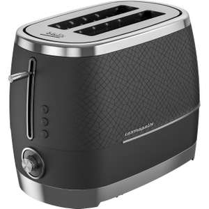 Beko TAM8202B Cosmopolis 2 Slice Toaster in black for £32.25 delivered using code @ Beko