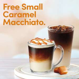 Free Small Caramel Macchiato (Wallet Passes / Passbook Wallet Needed) Mobile App Only instore @ Tim Hortons