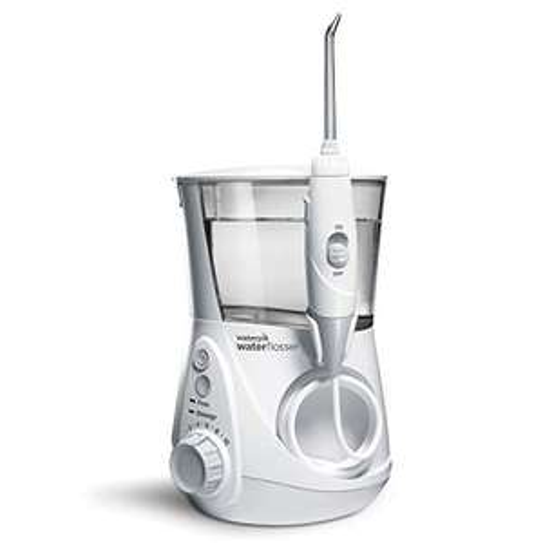 Waterpik WP-660UK Ultra Professional Water Flosser, White Edition (UK 2-Pin Bathroom Plug) £50.99 at Amazon