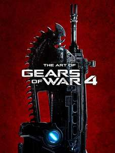 The Art of Gears of War 4 (Hardcover) artbook £22.14 @ Amazon