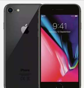 Apple IPhone 8 64GB Smartphone Space Grey/ Gold (Vodafone Refurbished Good Condition) - £152.99 Delivered @ Music Magpie / Ebay