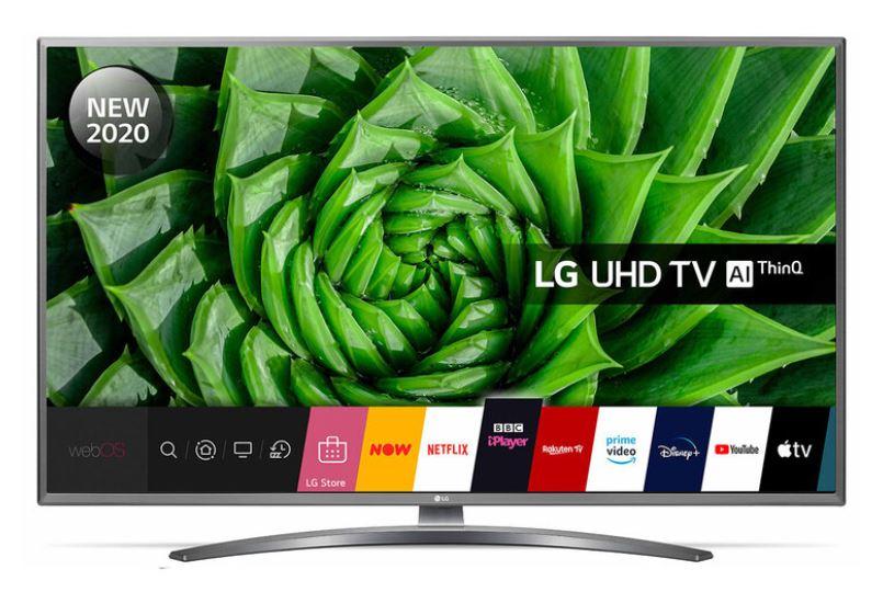 LG 65UN81006LB 65 Inch 4K Ultra HD Smart Freesat TV 5 Year Guarantee £619.99 at Costco