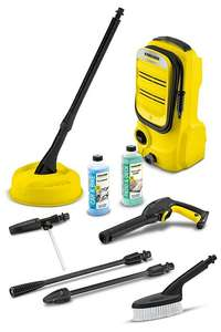 Karcher 1400w K2 Compact Home And Car Pressure Washer £89.99 delivered with code (new customers) @ Studio
