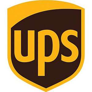 UPS Access Point to UK small parcel from £4.58 with 10% off Voucher code at UPS