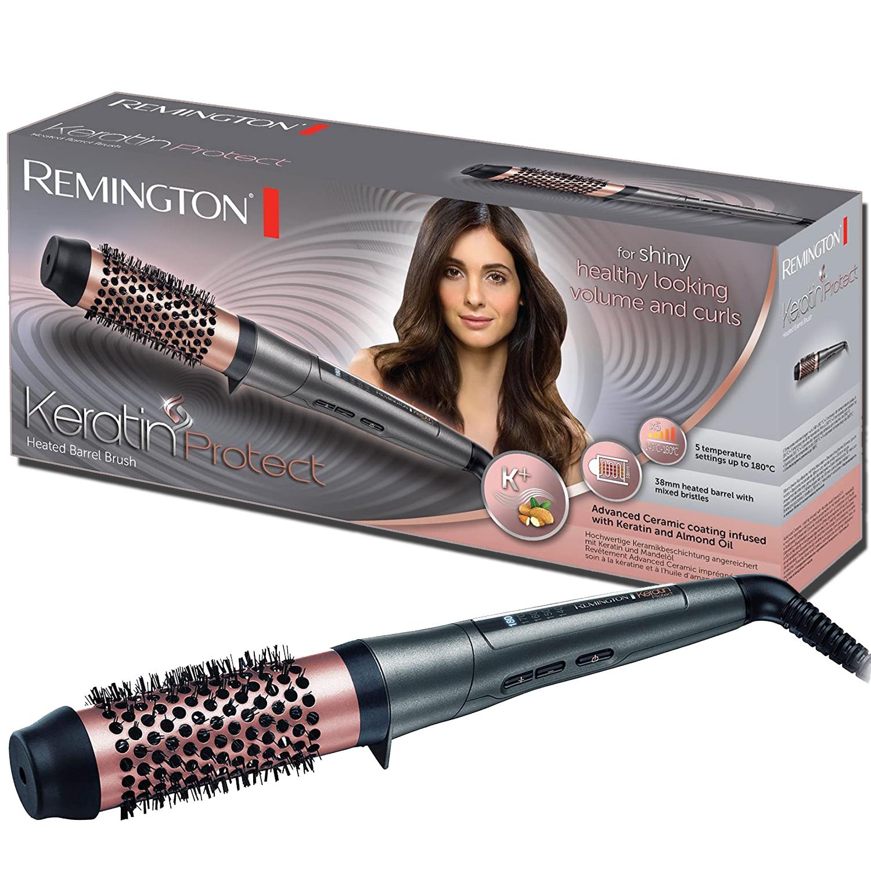 Remington Keratin Heated Barrel Brush £20 delivered @ Weeklydeals4less