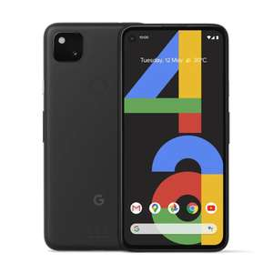 Google Pixel 4a 128 gb - 3gb data - BT Mobile £14pm (24 month contract) existing BT customers £336 (Non BT customer £456) @ BT