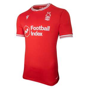 Nottingham Forest Mens Home/away/gk Football Shirt 2020/21 £10 + £4.95 delivery at Nottingham Forest FC