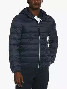 Original Penguin Insulated Puffer Jacket, Dark Sapphire - £38.50 delivered at John lewis and Partners