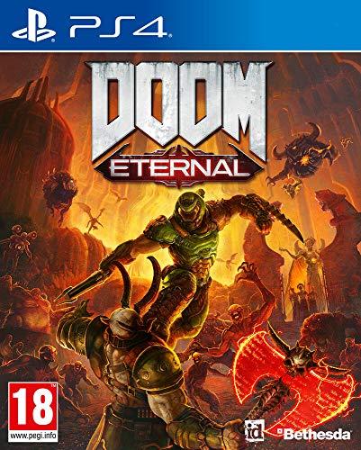 Doom Eternal - PlayStation 4 - £10.63 (+ £2.99 Non Prime) @ Amazon
