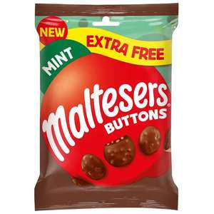 Maltesers Mint Buttons 85g Pouch, Now 69p @ B&M ( Chester )