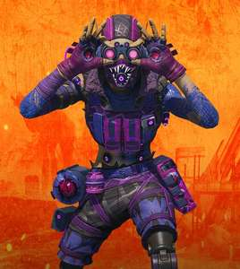 Apex Legends - Octane Skin: Adrenaline Affliction - (PlayStation / Xbox / PC) Free (From 10/03) @ Amazon Prime Gaming