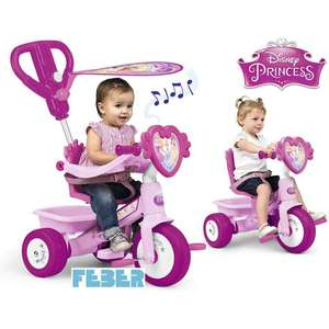 2-in-1 Disney Princess Trike £40 + Free Delivery @ WeeklyDeals4less