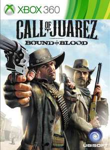 Call of Juarez Bound In Blood £1.17 on Games with Gold plus others reduced on Xbox Hungary Store