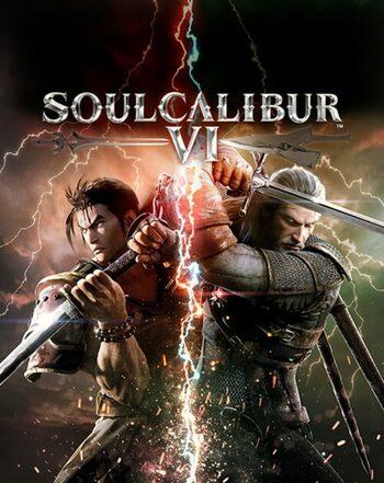 Soulcalibur VI PC Steam Key GLOBAL £4.81 using code @ Eneba / AAAGaming