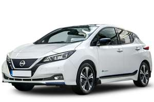 Nissan Leaf E+ Tekna 160KWh £290.20 per month incl VAT 8000 miles 24month lease + £216 broker fee Total £7180.80 at LeaseLoco / LeaseCar UK