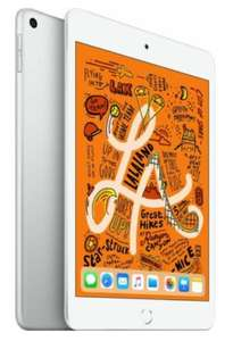"APPLE 7.9"" iPad mini 5 (2019) - 64 GB, Silver - £336 at currys_clearance"