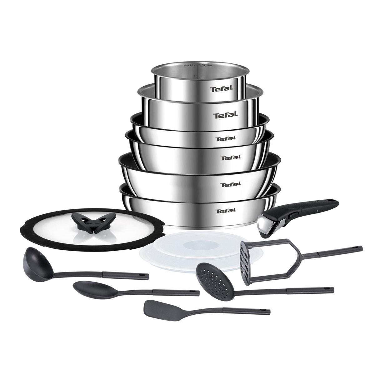 Ingénio Émotion 15-piece cookware set £140 at La Redoute