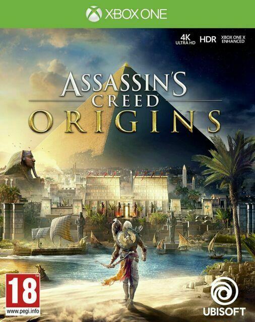 Assassins Creed Origins (Xbox One) Used - £7.98 @ musicmagpie / ebay
