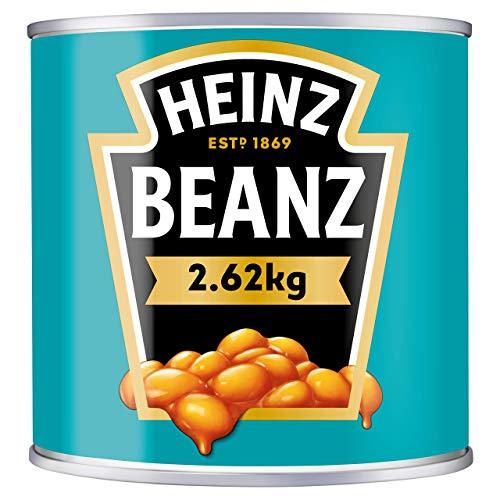 Heinz Beanz, 2.62 kg (Pack of 2) - £3.19 (+ £4.49 Non Prime) @ Amazon