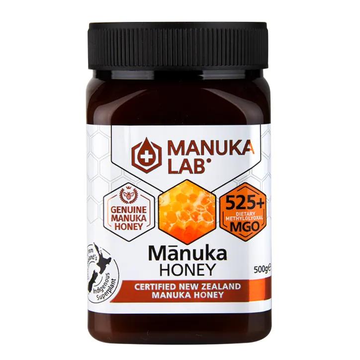 2 x Manuka Lab Manuka Honey MGO 525 500g £71.24 delivered with code @ Holland and Barrett