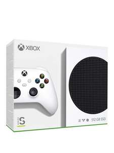 Xbox Series S Console - £249.99 + £3.99 delivery @ Very