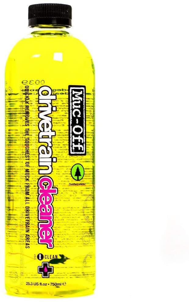 Muc-Off Bio Drivetrain Cleaner, 750 Millilitres - £5.99 Prime / +£4.49 non Prime @ Amazon
