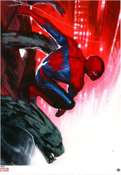 Signed & Limited Edition Prints: Marvel - Spider-man / Elektra / Daredevil / Ghost Rider / Doctor Strange from £15.49 del @ Forbidden Planet
