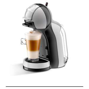 Nescafe Dolce Gusto Mini Me Automatic Coffee Machine, Grey - £14.50 (+ Delivery Charge / Minimum Spend Applies) @ Tesco