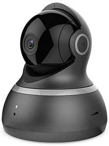 YI Dome Camera 1080p HD with Pan-tilt-zoom, Home Indoor WiFi Security IP Camera - £25.49 Sold by Seeverything UK and Fulfilled by Amazon