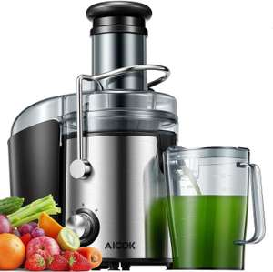 Juicer Machines AICOK 800W Juicer - £49.29 sold by H-Sense fulfilled by Amazon.