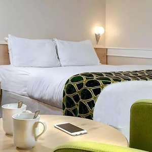(2 Adults) 1 Night at the Best Western Appleby Including Breakfast and Tickets to Twycross Zoo £55.20 (Refundable / New account) @ Groupon