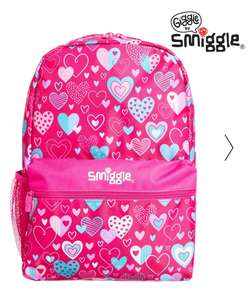 Extra 40% off sale eg Backpack £7.20 Pencil Cases from £1.80 delivery is £4.99 or Free with £30 spend @ Smiggle