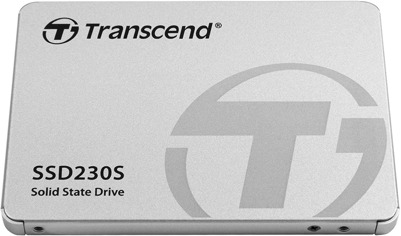 """256GB - Transcend SATA III 6Gb/s SSD230S 2.5"""" Solid State Drive TLC (Dram Cache)- £23.46 Delivered @ Amazon"""