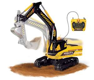 Chad Valley Auto City Construction Remote Controlled Digger Toy £13.99 + £3.95 delivery at Argos