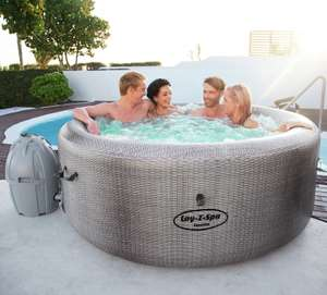 Lay-Z-Spa Cancun 2-4 Person Hot Tub - Home Delivery Only £336.95 at Argos