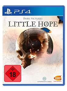 The Dark Pictures Anthology: Little Hope (PS4) - £12.95 (Prime) / £15.94 (Non-prime) Delivered (UK Mainland) sold by Amazon EU