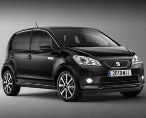 Seat Mii electric car 24 month lease 6k miles pa, Initial £2400, 23 months at £83.99, Admin £180 - Term £4511.77 @ Central Vehicle Leasing