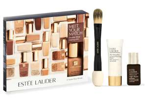 Free Double Wear Complexion kit when you buy any Estee Lauder Double Wear foundation @ Boots
