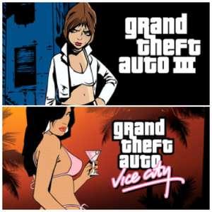 Grand Theft Auto III / Vice City PC £1.68 each using code @ Voidu