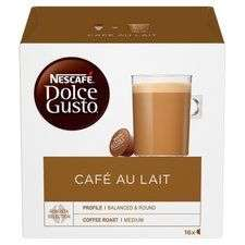 Dolce Gusto pods most flavours for £2.99 (+ Delivery / Minimum Basket Charges Apply) @ Tesco