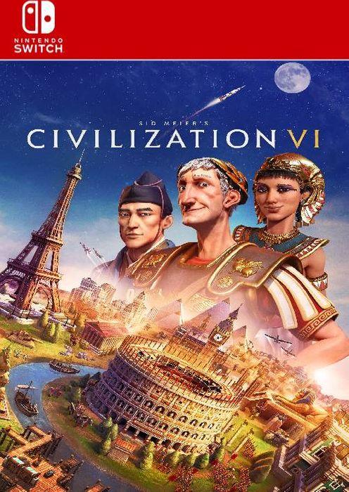 [Nintendo Switch] Civilization VI - £13.49 @ CDKeys
