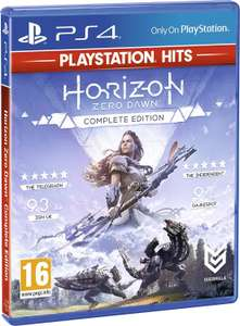 Horizon Zero Dawn Complete Edition - PlayStation Hits (PS4), £9.85 delivered at Base