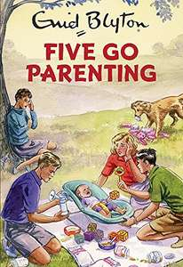 Five Go Parenting (Enid Blyton for Grown Ups) Hardcover by Bruno Vincent (Mother's Day) £2.99 [+ £2.99 Non Prime] @ Amazon