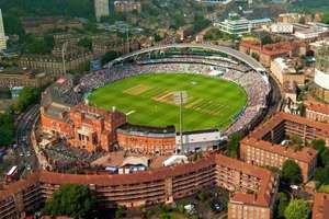 Kia Oval Cricket Ground Tour (for 1 Adult + 1 Child) Free with Newsletter Sign-up - £1.99 P&P @ Buyagift