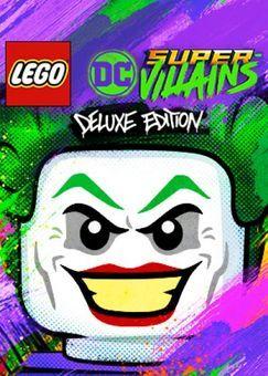 [Steam] LEGO DC Super-Villains Deluxe Edition (PC) Inc Base Game & Season Pass - £4.39 @ CDKeys